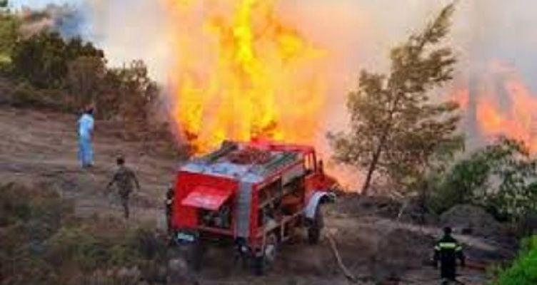 Χρηματοδότηση στους Δήμους της Αιτ/νίας για την κάλυψη δράσεων πυροπροστασίας