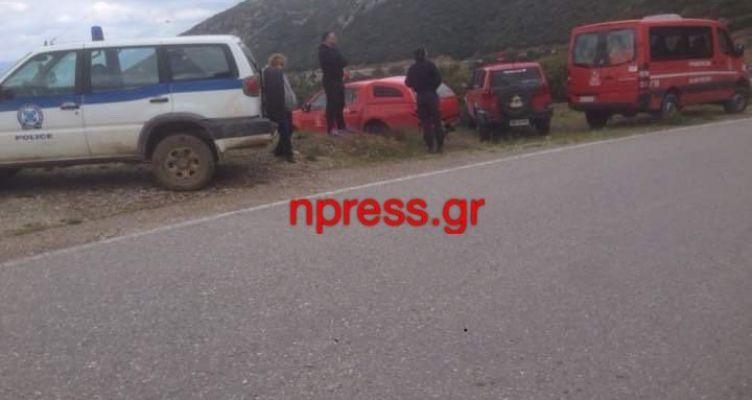 Βρέθηκε νεκρός σε χαράδρα ο 70χρονος που αναζητούνταν στο Ριγάνι Ναυπακτίας (Φωτό)