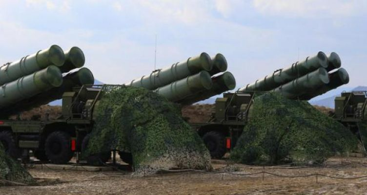 S-400: Έτσι λειτουργεί το προηγμένο πυραυλικό σύστημα της Ρωσίας που θέλει και η Τουρκία (Βίντεο)