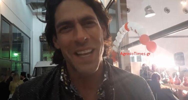 Νοσηλεύεται στο Ιράν ο Γιάννης Σπαλιάρας (Βίντεο)