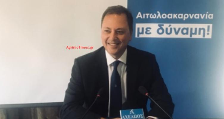 Αγρίνιο: Συνέντευξη Τύπου του Σπήλιου Λιβανού (Βίντεο – Φωτό)