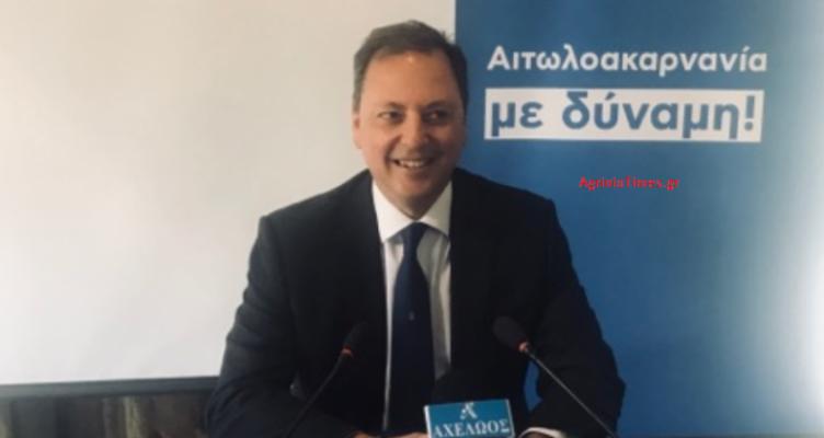 Σπήλιος Λιβανός: Στόχος μας η Ελλάδα να γίνει μιαΕυρωπαϊκήΧώρα