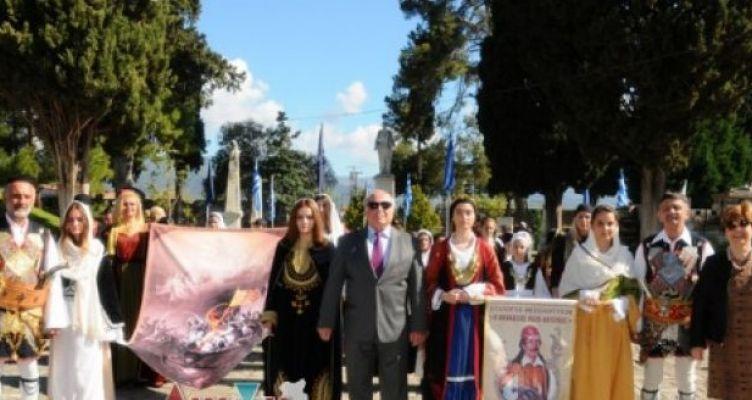 Μεσολόγγι: Ιστορική Θεία Λειτουργία στην Αγία Παρασκευούλα (Πλούσιο Φωτορεπορτάζ)