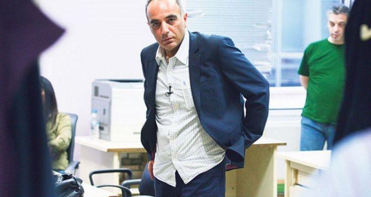 Τροχαίο ατύχημα για τον δημοσιογράφο Πάνο Χαρίτο