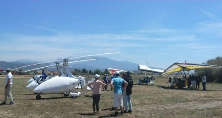 Επίσκεψη Γάλλων Αεραθλητών στην Αερολέσχη Αγρινίου