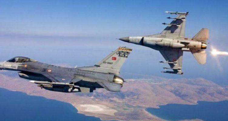 Μπαράζ τουρκικών παραβιάσεων στο Αιγαίο