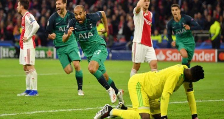 Champions League: Ασύλληπτη ανατροπή για Τότεναμ, άφησε ξερό τον Άγιαξ!