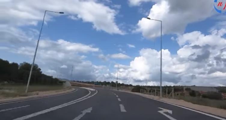 Δείτε βίντεο από το νέο δρόμο Βόνιτσα – Άκτιο