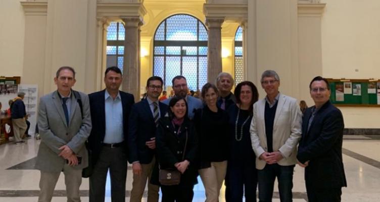 Πανεπιστήμιο Ιωαννίνων: Συνάντηση για το σχεδιασμό βιομηχανικών διδακτορικών διατριβών