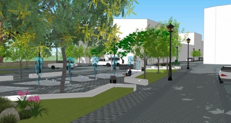 Εγκρίθηκαν 1.800.000 ευρώ για δημιουργία Ανοικτού Κέντρου Εμπορίου στην Ναύπακτο
