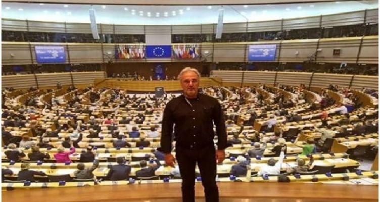 Δημήτρης Καπούνης: Ένας πραγματικός αγρότης υποψήφιος για την Ευρωβουλή