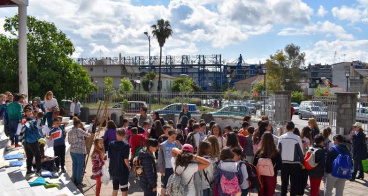Αγρίνιο: Ολοκληρώθηκαν οι δράσεις της 1ης μέρας μουσείων, στις οποίες συμμετέχει η ΔΡΩ