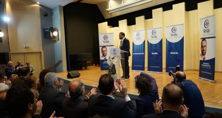 Νεκτάριος Φαρμάκης: «Η νίκη μας θα… συνταράξει την Ελλάδα!»