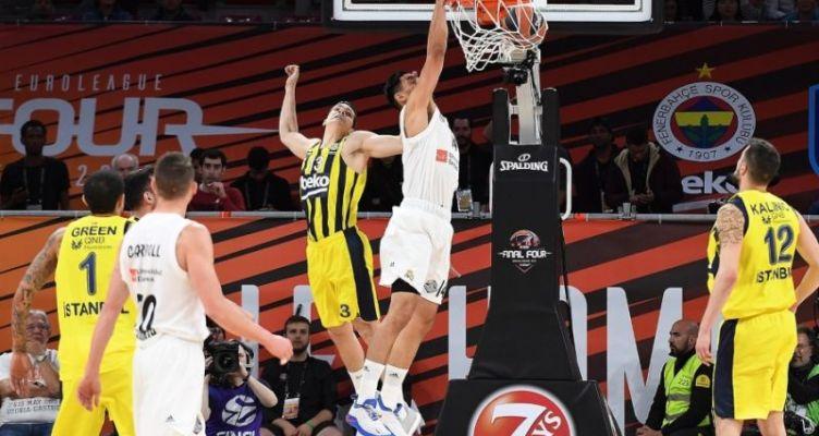 Euroleague Basketball: Παρηγοριά για τη Ρεάλ και… τραγωδία για τη Φενέρμπαχτσε!