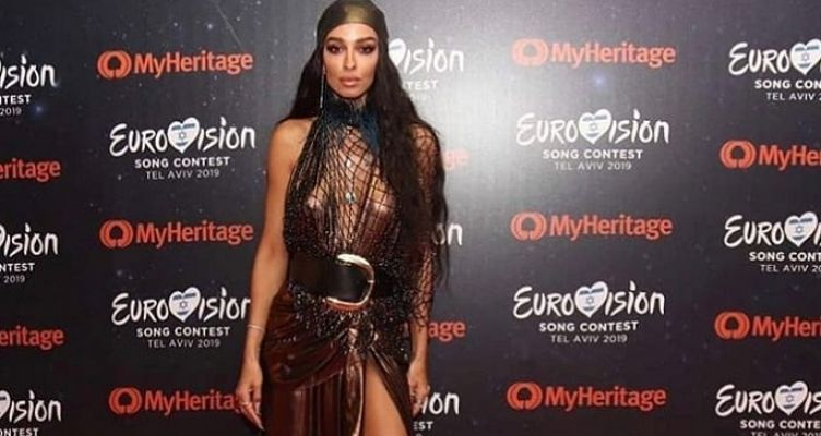 Eurovision 2019: Έκλεψε τις εντυπώσεις η Ελένη Φουρέϊρα στην Τελετή Έναρξης (Φωτό)