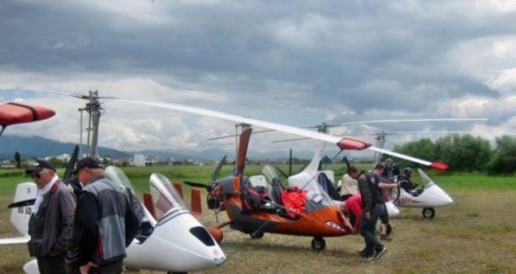 Γάλλοι πιλότοι επισκέφθηκαν με τα Αεροσκάφη τους την Αερολέσχη Αγρινίου (Βίντεο)