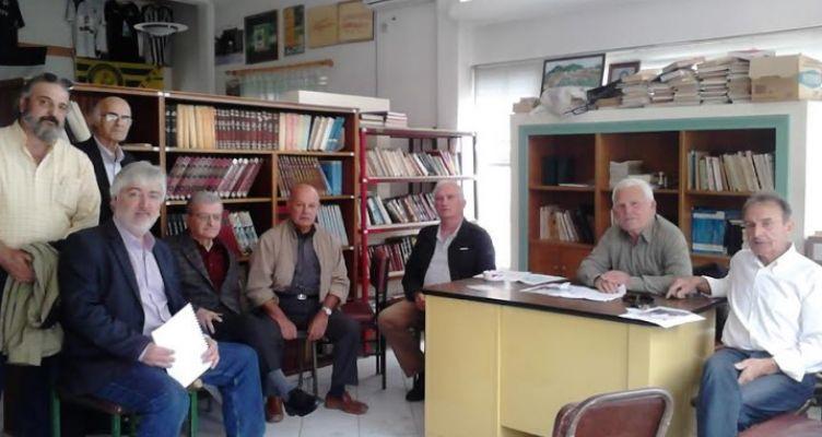 Επίσκεψη της «Συμμαχίας Πολιτών» στο Καινούργιο