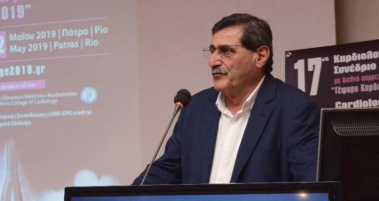 Ο Δήμαρχος Πατρέων κήρυξε τις εργασίες του 17ου Καρδιολογικού Συνεδρίου