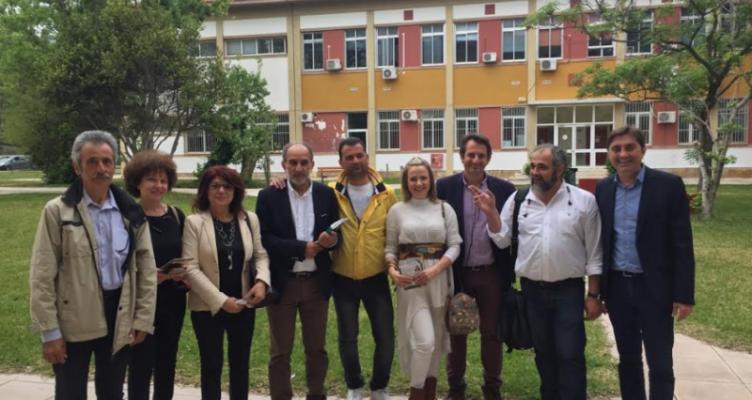 Κατσιφάρας: Η Περιφέρεια διαρκώς δίπλα στο Πανεπιστήμιο Πατρών,με έργα και όχι με λόγια