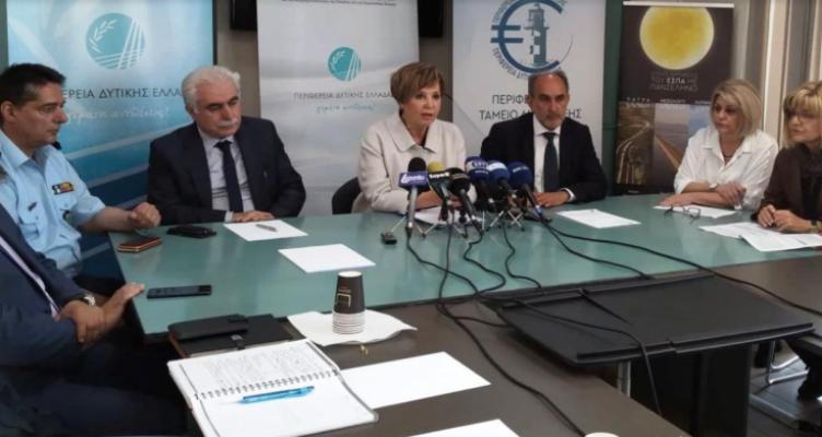 Η Περιφέρεια ενισχύει με εξοπλισμό την Ελληνική Αστυνομία