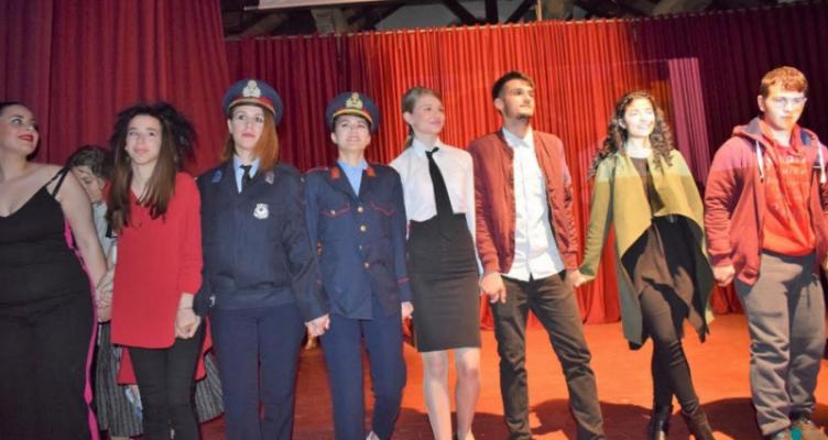 2ο ΕΠΑ.Λ. Αγρινίου: Με επιτυχία πραγματοποιήθηκε η θεατρική παράσταση «Κρίστοφερ» στο Μεσολόγγι