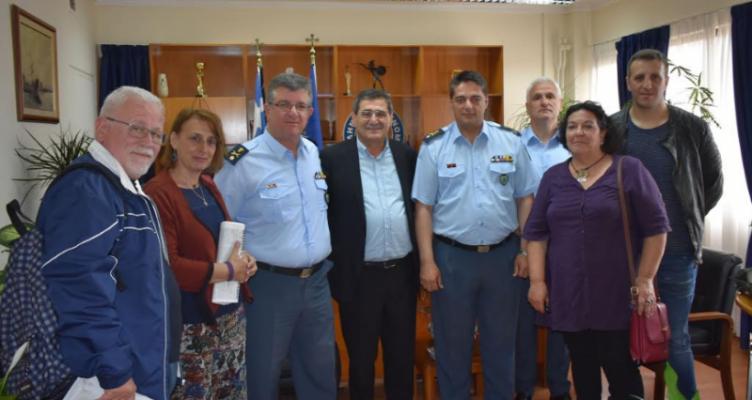 Λαϊκή Συσπείρωση Δήμου Πατρέων: Περιοδείες Κώστα Πελετίδη
