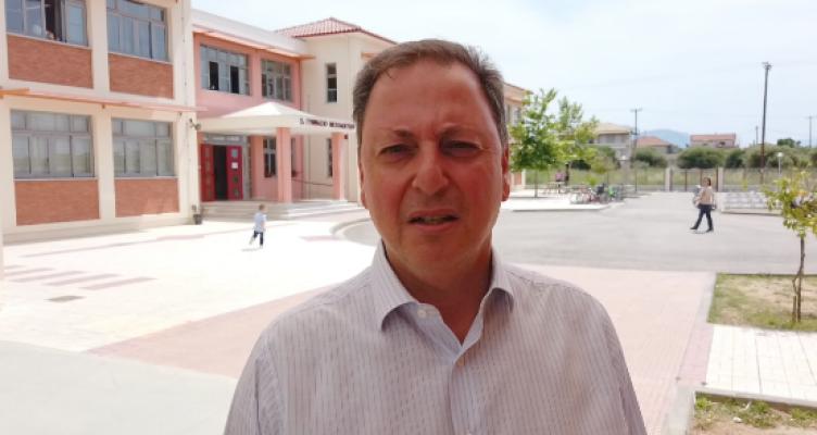 Σπήλιος Λιβανός: Μήνυμα πολιτική αλλαγής από τους πολίτες (Βίντεο)