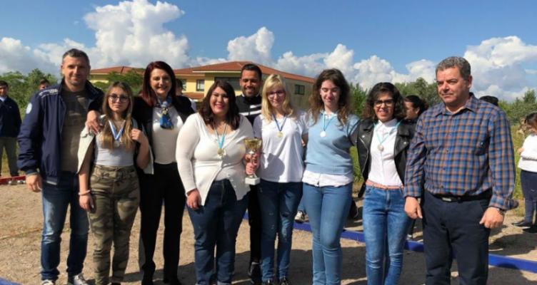 Αγώνες «Μπότσε – Bocce» στο Ενιαίο Ειδικό Επαγγελματικό Γυμνάσιο-Λύκειο Αγρινίου