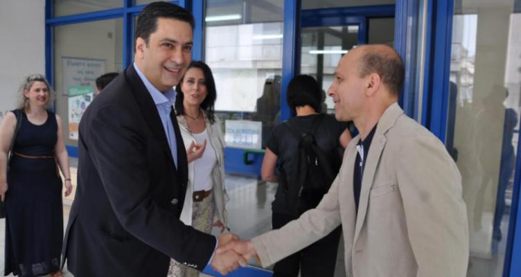 Δήμος Αγρινίου: Παραχώρηση αιθουσών στο 21ο Δημοτικό Σχολείο (Φωτό)