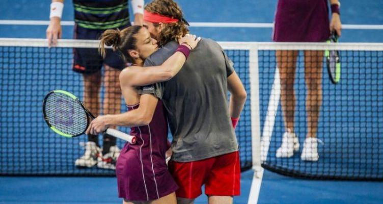 Σάκκαρη και Τσιτσιπάς στην Ε.Ρ.Τ. – Αρχίζει το Roland Garros!