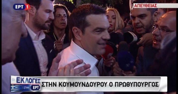 Στα γραφεία του ΣΥ.ΡΙΖ.Α. ο Τσίπρας – Κάλεσε κορυφαίους υπουργούς και στελέχη σε σύσκεψη (Βίντεο)