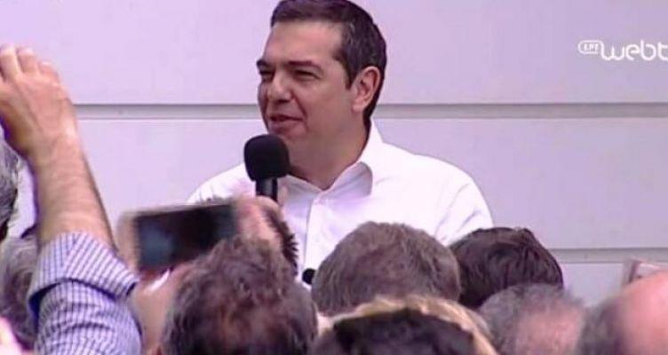 Εγκαινίασε το νέο Νοσοκομείο Λευκάδας ο Αλέξης Τσίπρας (Βίντεο)