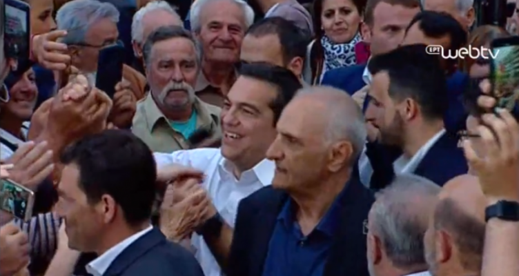 Αγρίνιο: live η ομιλία του Αλέξη Τσίπρα
