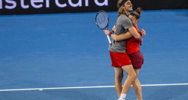 US Open: Πρόστιμα σε Τσιτσιπά και Σάκκαρη