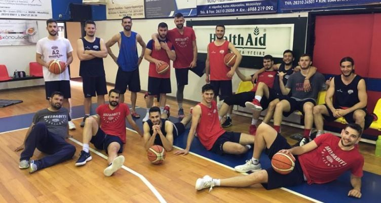 Α2 Μπάσκετ Ανδρών: Στα Play Off κόντρα στον Ηρακλή με μειονέκτημα ο Χαρίλαος