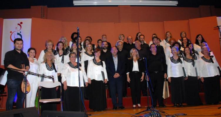Με επιτυχία το 5ο Φεστιβάλ Χορωδιών στην Ιερή Πόλη Μεσολογγίου