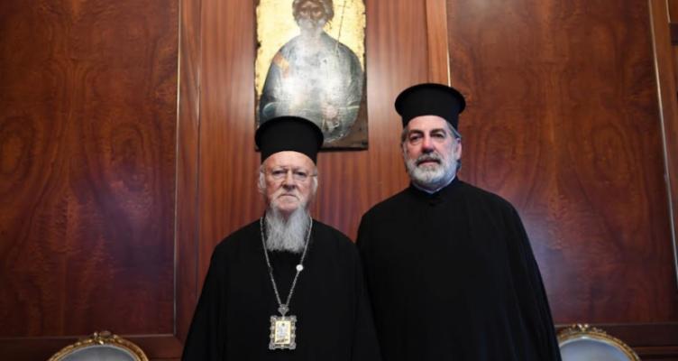 Το Μικρό και Μεγάλο Μήνυμα του νέου Αρχιεπισκόπου Θυατείρων και Μ.Βρετανίας