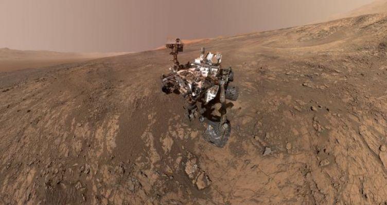Αυτή η φωτογραφία της NASA από τον Άρη πυροδότησε σενάρια για εξωγήινους