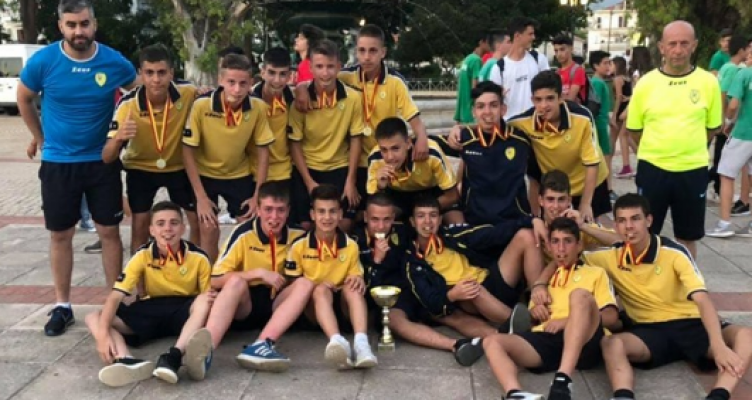 Την πρώτη θέση στο 3nd Filiatra Cup κατέκτησε η ομάδα του Παναιτωλικού