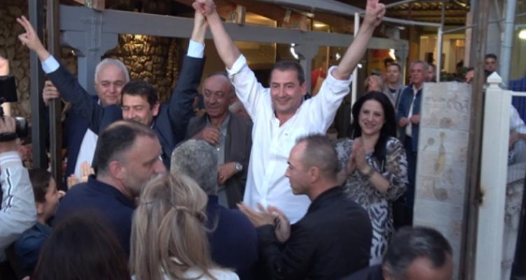 Μετά από 17 χρόνια άλλαξε χέρια ο Δήμος Αμφιλοχίας (Φωτό)