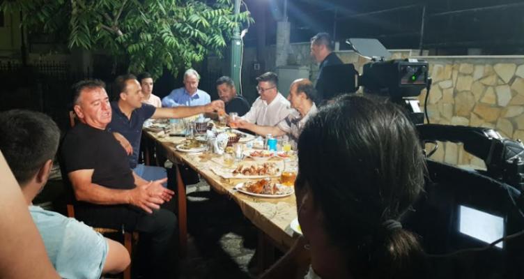 Επίσκεψη Δημοσιογράφων και bloggers από τη Ρουμανία στο Ξηρόμερο
