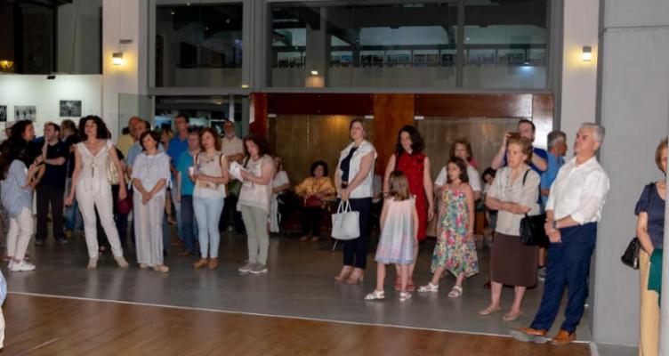 Αγρίνιο: Πραγματοποιήθηκαν τα εγκαίνια του Photopolis Agrinio Photo Festival