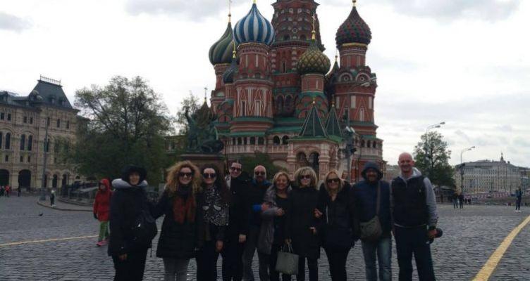 Στη Μόσχα ο Σύλλογος «Ελεύθεροι Πολιορκημένοι» (Φωτό)