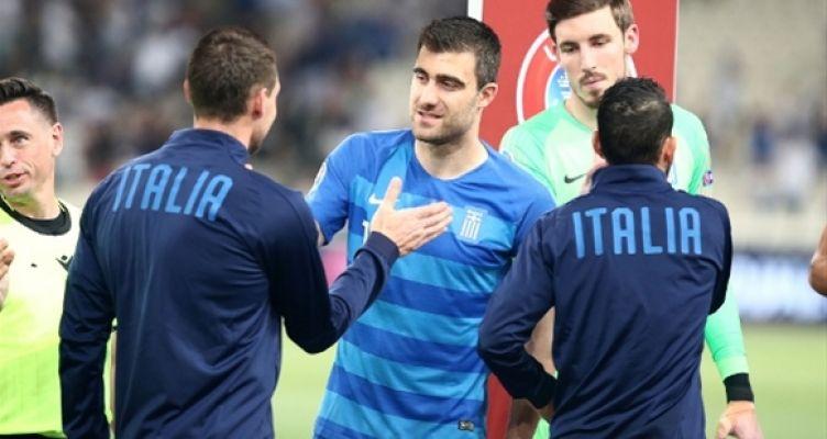 Προκριματικά Euro 2020: Ανώτερη η Ιταλία, νίκησε με 3-0 την Ελλάδα