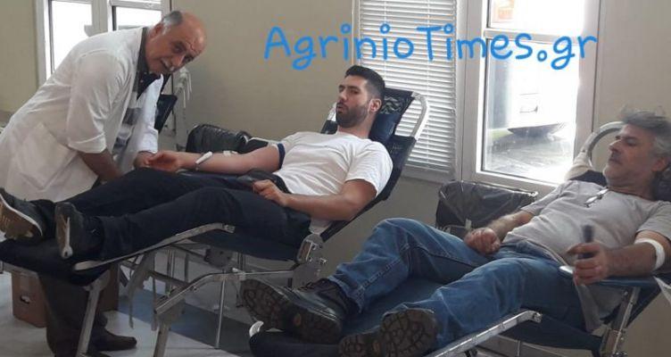 Αγρίνιο: Τιμήθηκε η Παγκόσμια Ημέρα του Εθελοντή Αιμοδότη (Βίντεο – Φωτό)