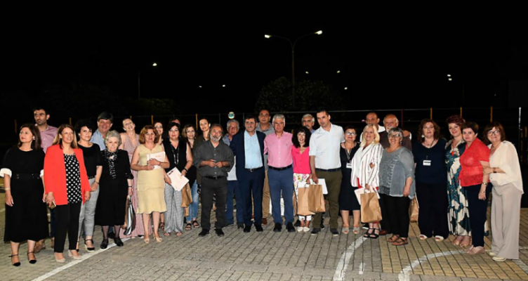 Πάτρα: Ολοκληρώνονται οι εκδηλώσεις του 3ου Φεστιβάλ Χορού των ΚΑΠΗ