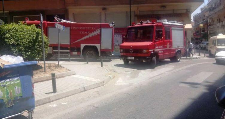 Αγρίνιο: Φωτιά σε κουζίνα διαμερίσματος με ένοικο μια ηλικιωμένη (Φωτό)