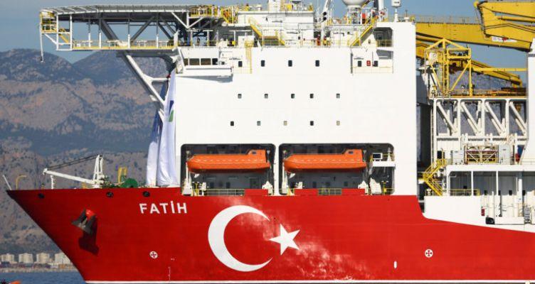 Τον χαβά της η Τουρκία! «Ο Πορθητής έκανε μια γεώτρηση και προχωρά στη δεύτερη»