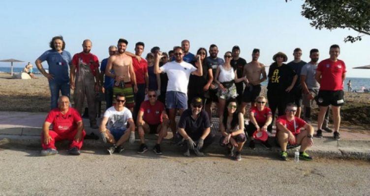 Απέδωσε ο εθελοντικός καθαρισμός της Τουρλίδας