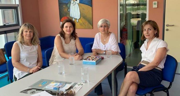 Η Κατερίνα Κιτσάκη στην ΕΛ.Ε.Π.Α.Π. Αγρινίου: «Το έργο σας είναι αξιοθαύμαστο»